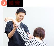 宮津市 よこまち鍼灸整骨院の検査