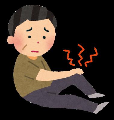 与謝野町の変形性膝関節症